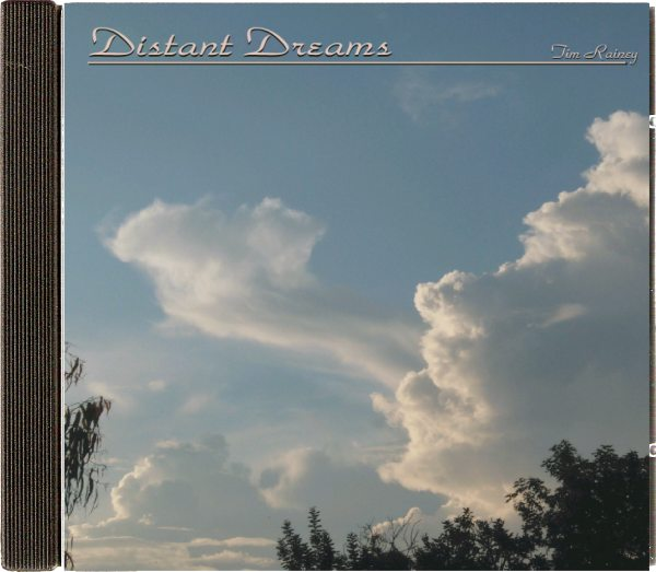 'Distant Dreams' CD front image