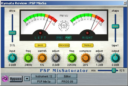 PSP Mixpack Review