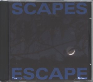 'Scapes Escape' CD front image